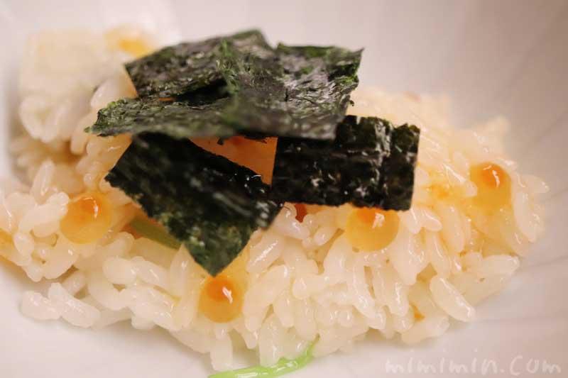 いくら御飯 海苔| 赤坂 菊乃井の画像