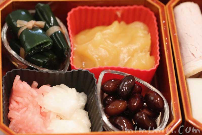 無添加のおせち料理(ムソー)の画像