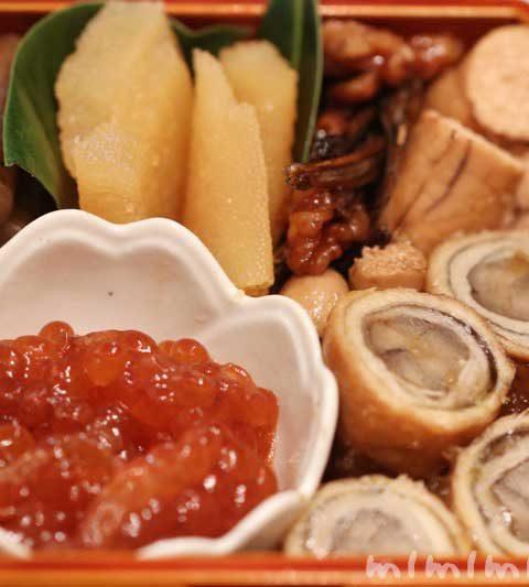 無添加のおせち料理と飛騨春慶塗の三段重