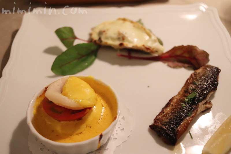 温かい前菜|アッピア アルタ 西麻布の画像