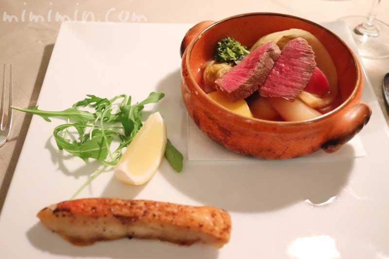 メイン料理|アッピア アルタ 西麻布の画像