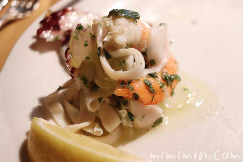 シーフードマリネ|キャンティ 西麻布店でディナー イタリアンの写真