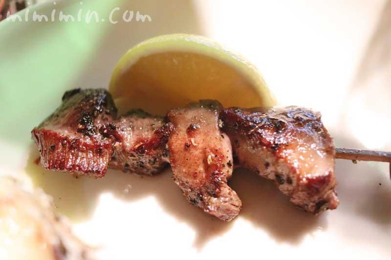 牛タンの串焼き|キャンティ 西麻布店でディナー イタリアンの画像