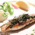 鯛のグリル|キャンティ 西麻布店でディナー イタリアンの写真