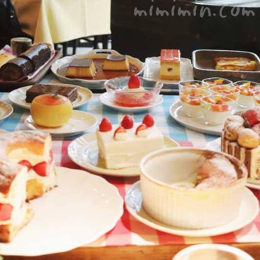 デザートワゴン|キャンティ 西麻布店でディナーの画像