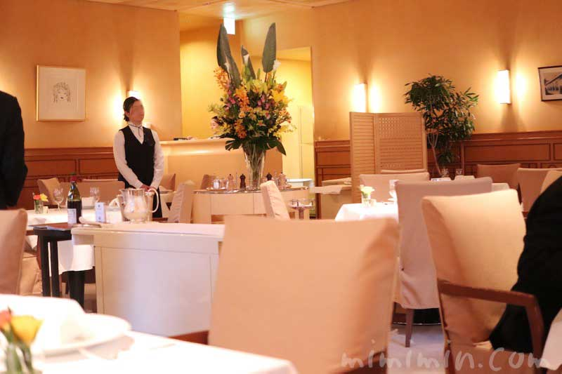 資生堂パーラー 銀座本店のディナーの画像