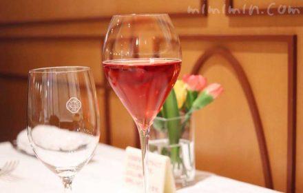 ストロベリーワイン|資生堂パーラーの写真