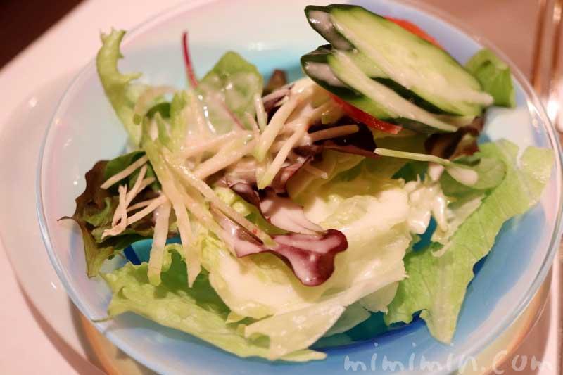 サラダ|資生堂パーラー 銀座本店のディナーの写真