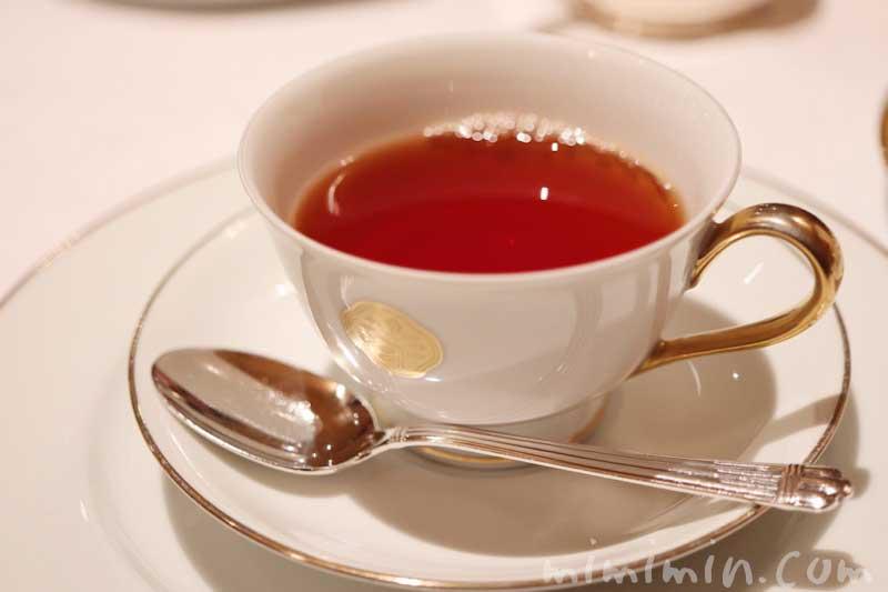 紅茶|資生堂パーラー 銀座本店のディナーの画像