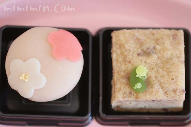 和菓子|恵比寿くろいわの懐石ディナー|和食・日本料理の画像