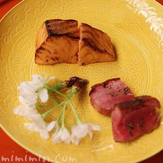 焼物 4月|赤坂 菊乃井のディナーの画像