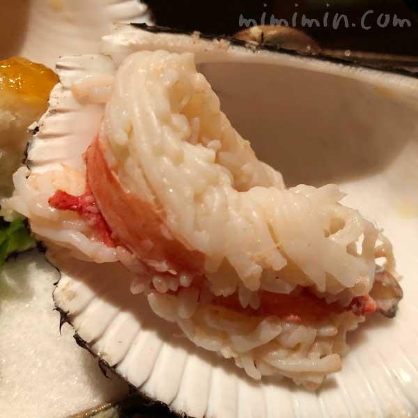 蟹|恵比寿くろいわの懐石ディナーの写真