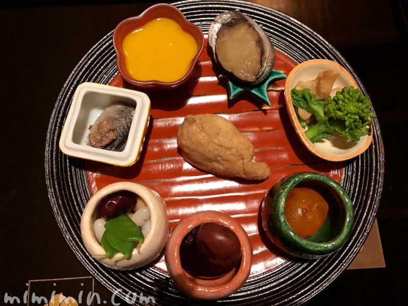 八寸|恵比寿くろいわの懐石ディナー|日本料理・会席