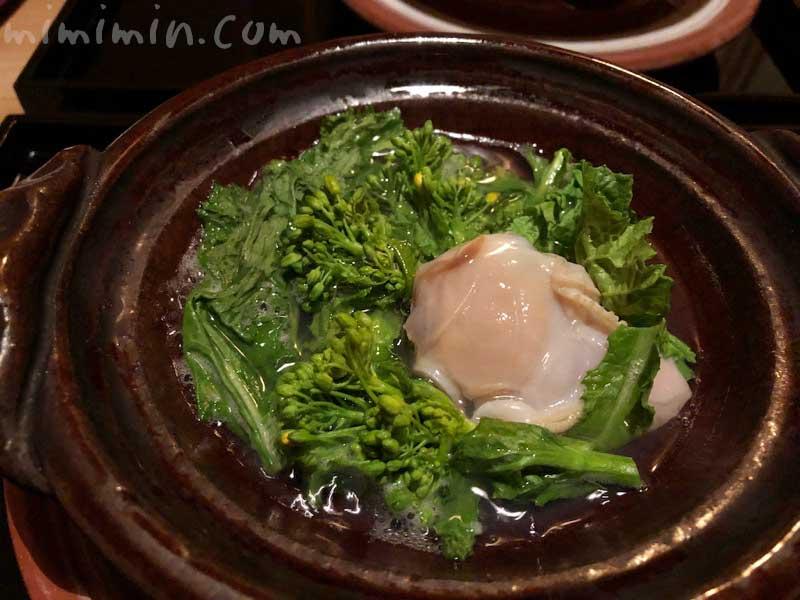 炊合せ|恵比寿くろいわの懐石ディナー|和食・日本料理の画像