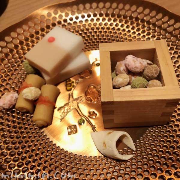 千菓子|恵比寿くろいわの懐石ディナー|和食の画像
