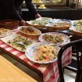 前菜ワゴン|キャンティ 西麻布店でディナー(2回め)の写真