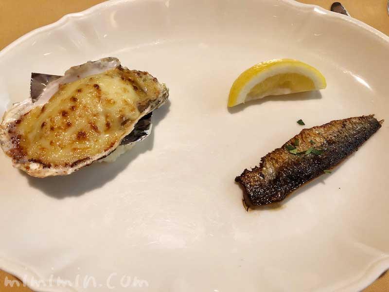 温かい前菜|キャンティ 西麻布店でディナー(2回め)の画像