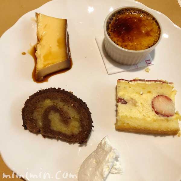 デザート|キャンティ 西麻布店でディナー(2回め)の画像