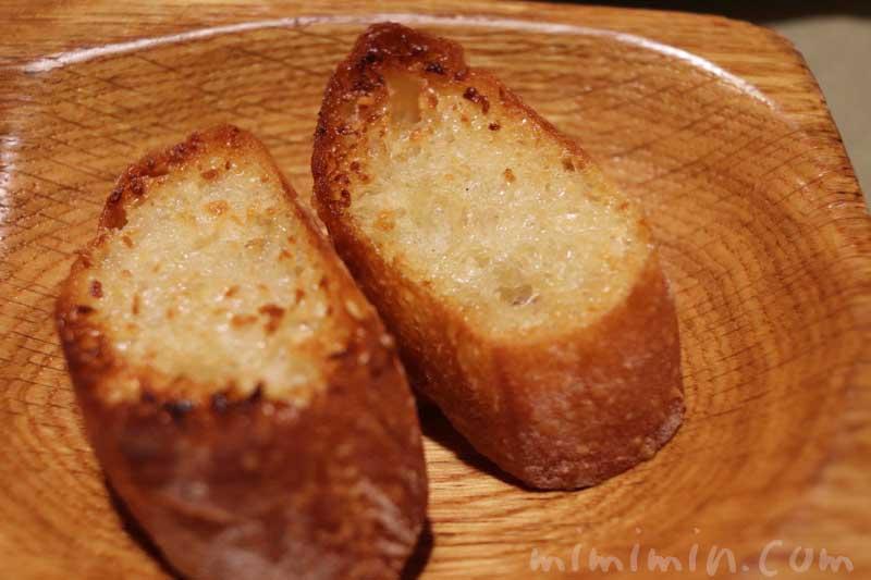 ガーリックトースト|アッピア本店でディナー(2回め)|イタリアンの写真