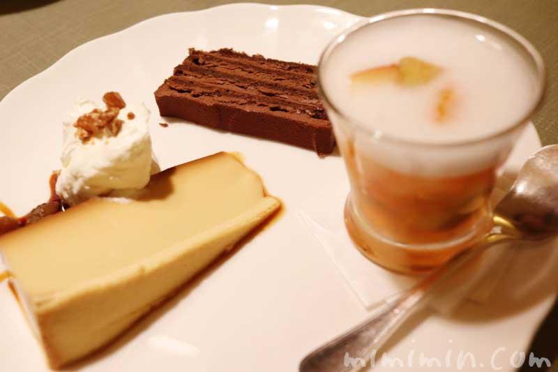 デザート|アッピア本店でディナー(2回め)|広尾のイタリアンの写真