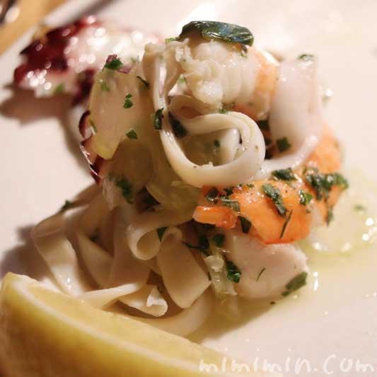 シーフードマリネ|キャンティ 西麻布店でディナーの写真