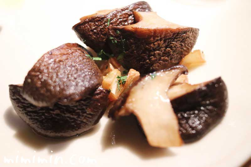 きのこソテー|キャンティ 西麻布店でディナー イタリアンの画像