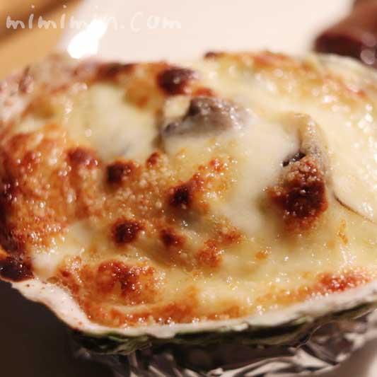 牡蠣のグラタン|キャンティ 西麻布店でディナーの画像