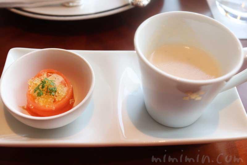 アミューズ|帝国ホテル東京のストロベリーアフタヌーンティー|インペリアルラウンジ アクアの画像