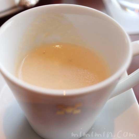 本日のスープ|帝国ホテル東京のストロベリーアフタヌーンティーの画像