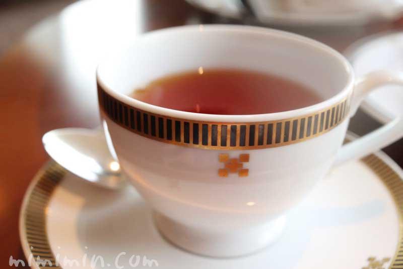 紅茶|帝国ホテル東京のストロベリーアフタヌーンティーの画像