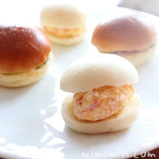 サンドイッチ|帝国ホテル東京のストロベリーアフタヌーンティーの画像