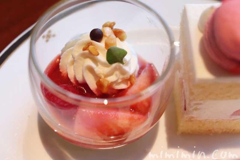 ピスタチオクリーム|帝国ホテル東京の写真