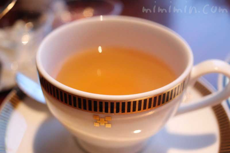 ティー|帝国ホテル東京のストロベリーアフタヌーンティー|インペリアルラウンジ アクアの写真