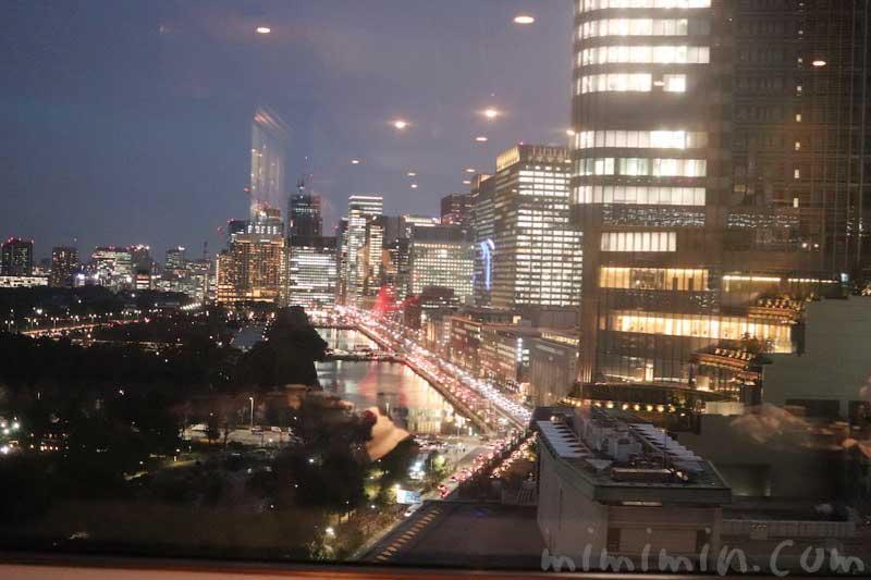 日比谷の夜景|帝国ホテル東京の写真