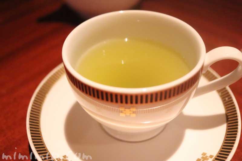 日本茶|帝国ホテル |インペリアルラウンジ アクアの画像