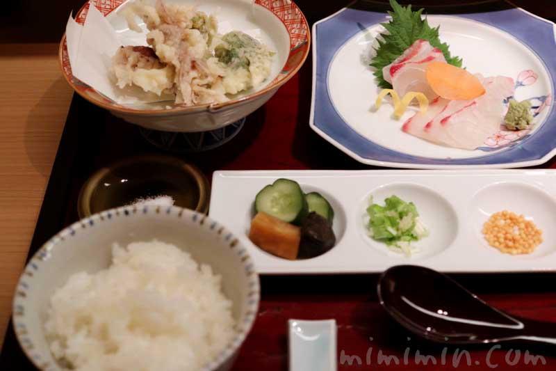 日本料理 舞  ランチ・季節のおたより御膳 |ウエスティンホテル東京の画像