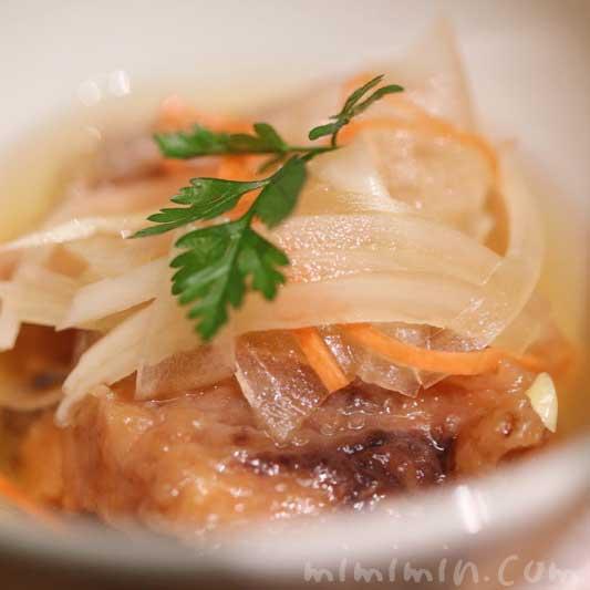 日本料理 舞でランチ・季節のおたより御膳  南蛮漬けの写真