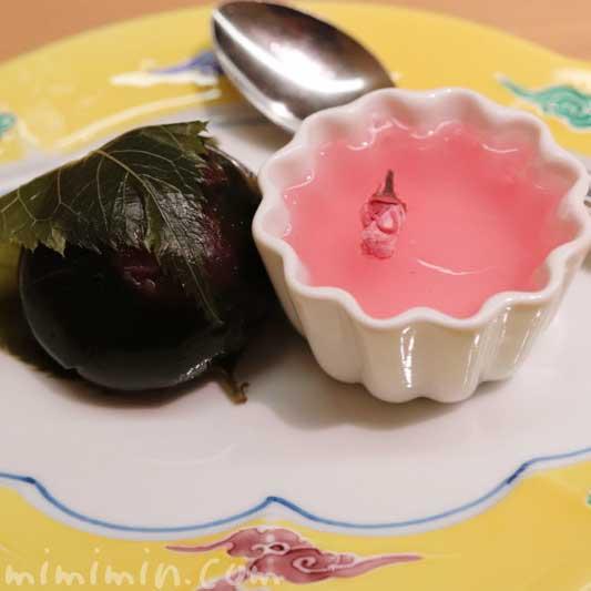 デザート|日本料理 舞・季節のおたより御膳 の画像