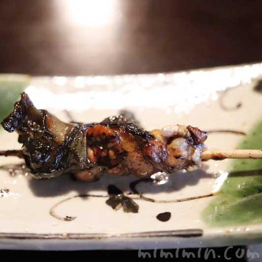 うなぎの肝焼き|山の茶屋のランチ(WEB限定コース)|赤坂の画像