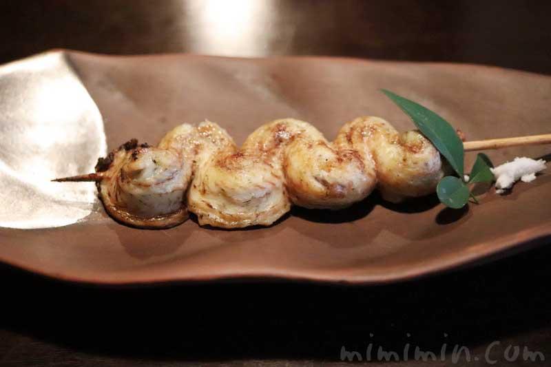 くりからの白焼き| 山の茶屋のランチ(WEB限定コース)|赤坂の鰻会席の画像