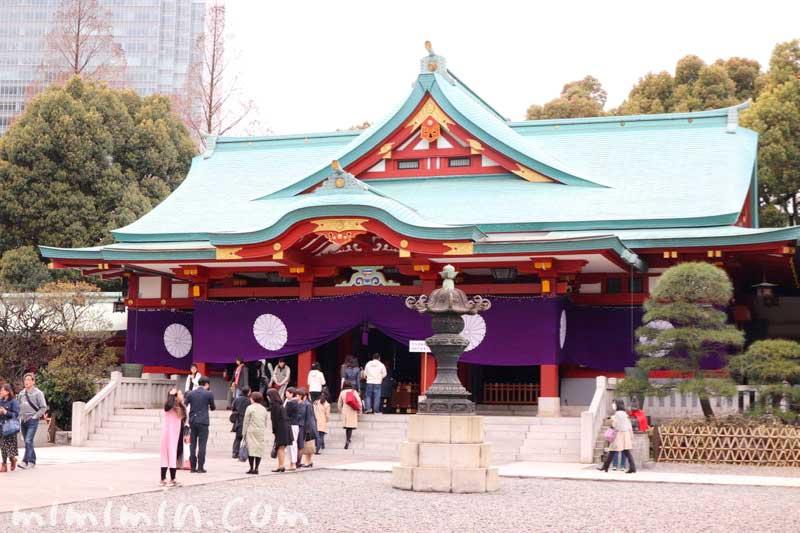 山王さん(赤坂)の画像