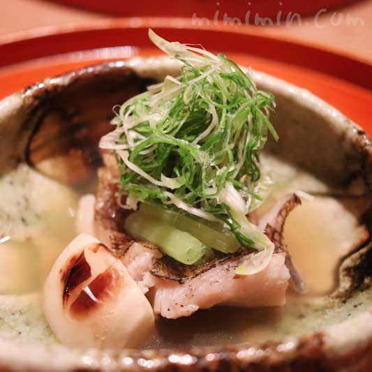 炊合せ|恵比寿くろいわの懐石料理