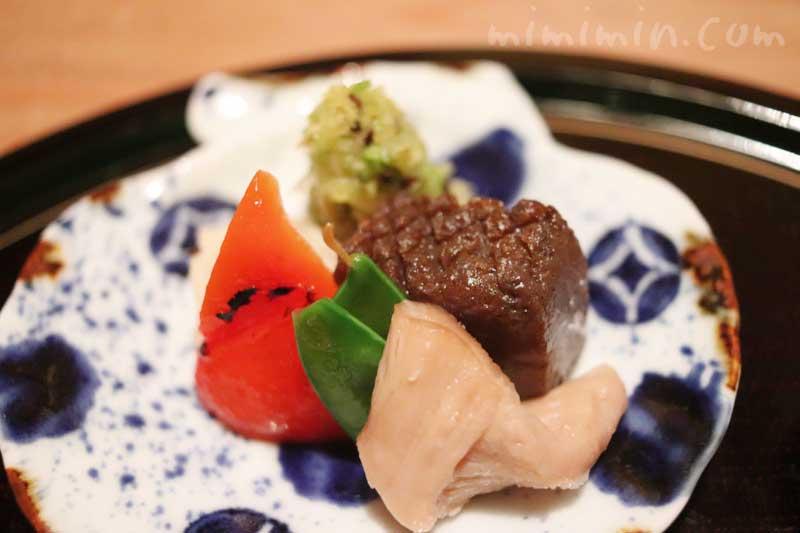 漬物|恵比寿くろいわ 懐石料理の画像