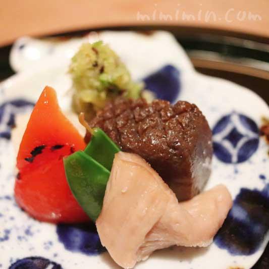 漬物|恵比寿くろいわの懐石料理