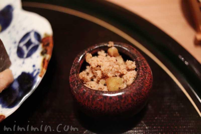 食事|恵比寿くろいわ 懐石料理の画像