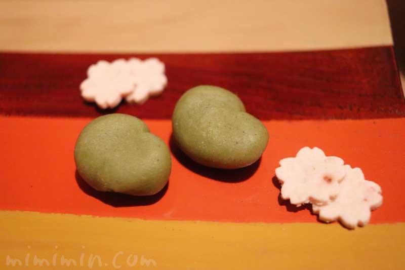 千菓子|くろいわの懐石料理 4月