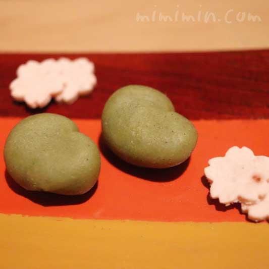 千菓子|恵比寿くろいわの懐石料理 4月の画像