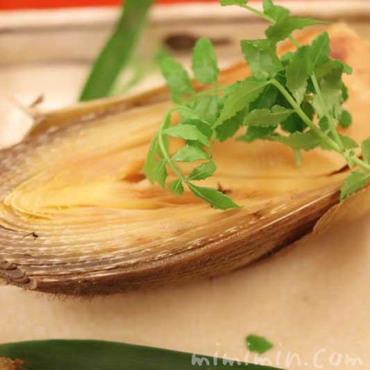 筍|京しずくのディナーの写真