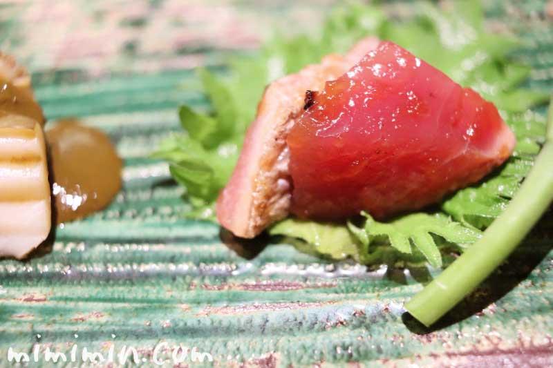 つまみ|鮨屋 小野(恵比寿)の個室でディナー|寿司屋の画像