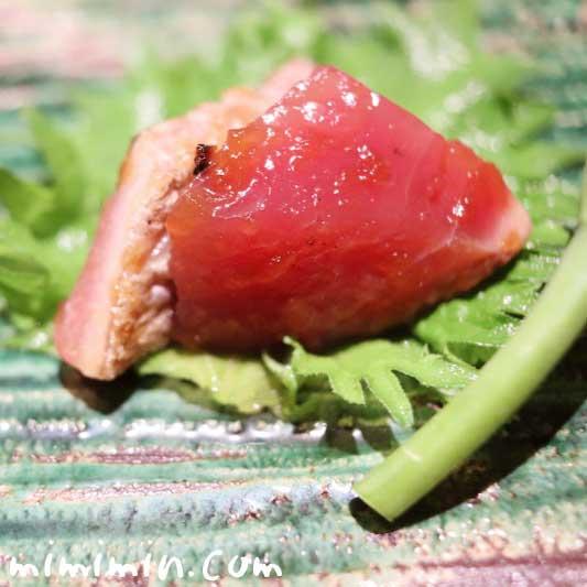 つまみ|鮨屋 小野(恵比寿)の個室のディナー|寿司屋
